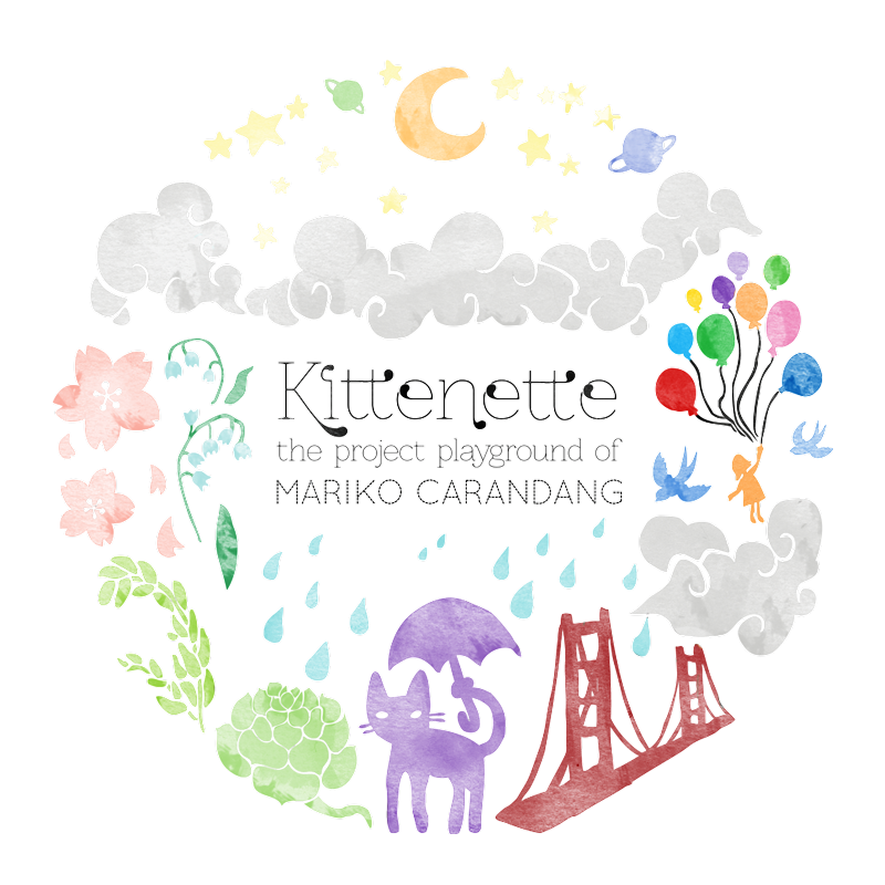 Kittenette, the project playground of Mariko Carandang